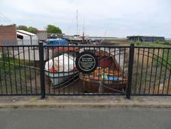 Ferry Jetty Bridge