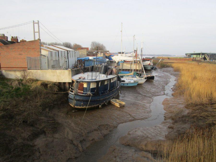Ferry Landing at Barton Haven
